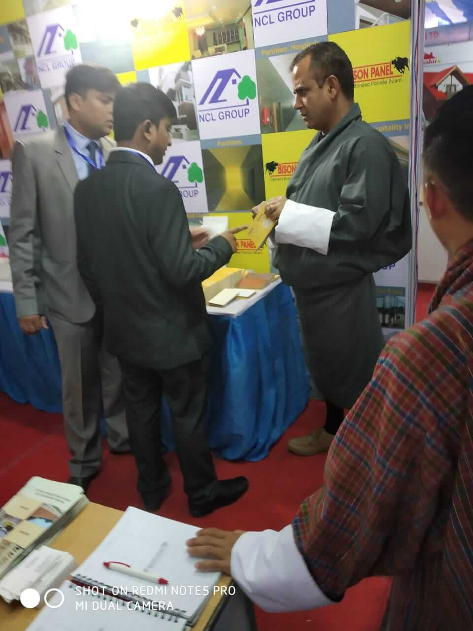 Construction_Expo_2018_-_Participants_from_INDIA,_NEPAL,_BANGALADESH_and_BHUTAN<br>4