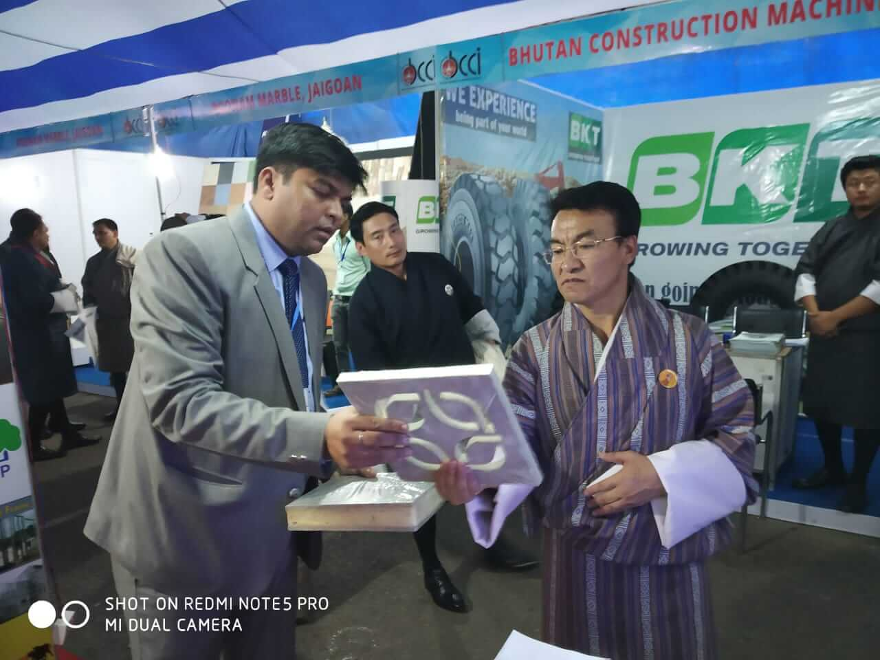 Construction_Expo_2018_-_Participants_from_INDIA,_NEPAL,_BANGALADESH_and_BHUTAN<br>6